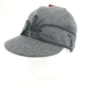 Stormy Kromer 1903 Rancher Cap Wool Hat 7 3/8